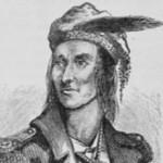 Chief Tecumseh (1768-1813)