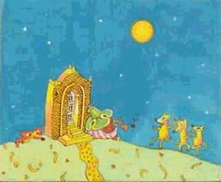 Original artwork by Dennis Janke, 2002
