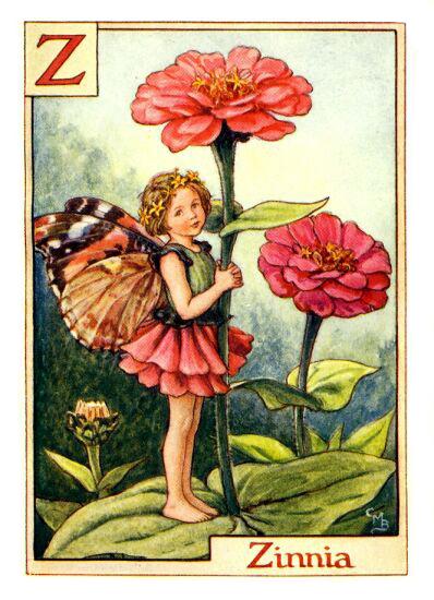 Flower Fairies Inspiration For The Spirit